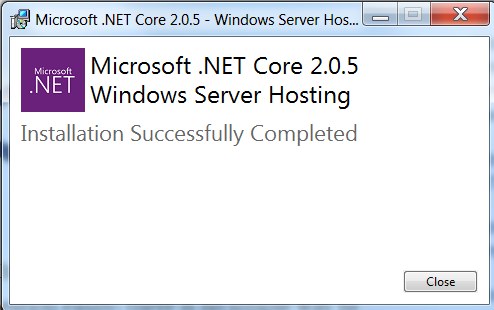 Deploy  Net Core application to IIS: Step by step guide