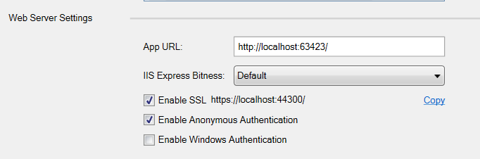 Enforce SSL and Use HSTS in  NET Core 2 0:  NET Core Security Part I