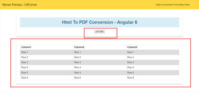 Convert HTML To PDF Using Angular 6 – Neel Bhatt