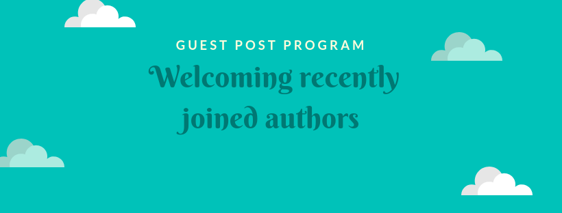 Welcoming recently joined authors